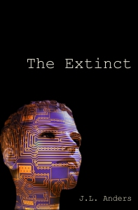 The Extinct conceptual cover art (© 2016 by Jen Anderson. All rights reserved.)