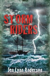 Stormriders Chapters 1-4 by Jen Lynn Anderson