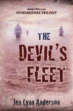The Devil's Fleet: Book Two in the Stormriders Trilogy by Jen Lynn Anderson